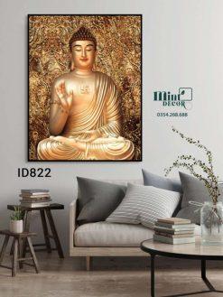 Tranh Phật Dọc
