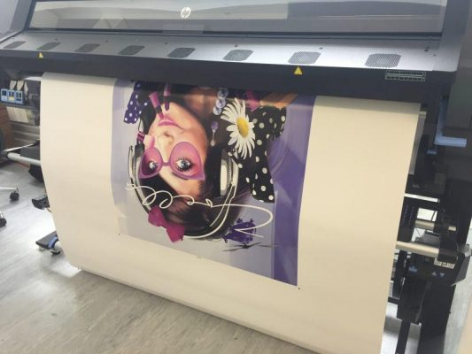how to make canvas print