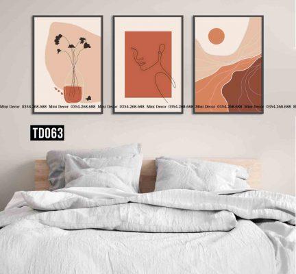 bo 3 tranh minimalism