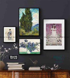 Bo 4 Tranh Van Gogh - Clade Monet.jpg